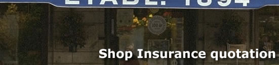 Shop Insurance quotation